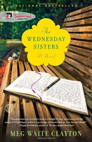 Meg Waite Clayton The Wednesday Sisters