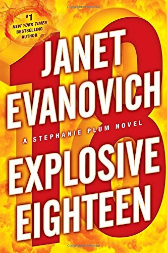 Janet Evanovich Explosive Eighteen