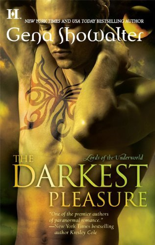 Gena Showalter The Darkest Pleasure