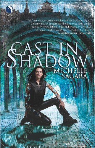 Michelle Sagara West Cast In Shadow
