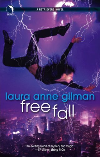 Laura Anne Gilman Free Fall