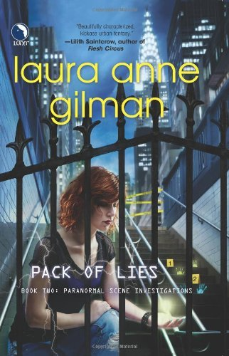 Laura Anne Gilman Pack Of Lies