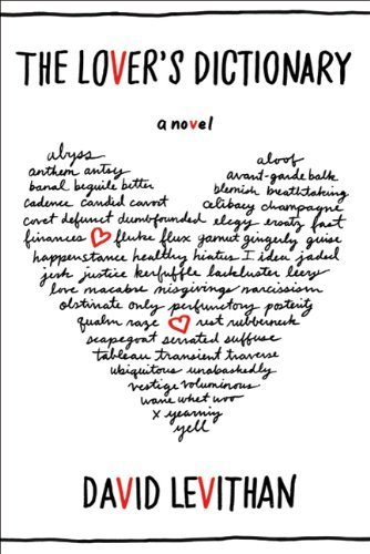David Levithan Lover's Dictionary The