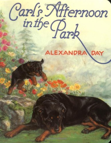Alexandra Day Carl's Afternoon In The Park