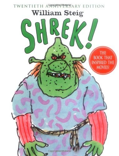 William Steig Shrek! 0020 Edition;anniversary