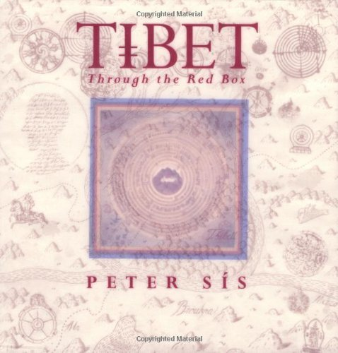 Peter Sis Tibet Through The Red Box