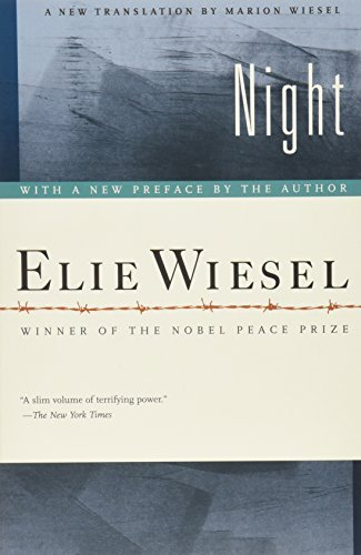 Elie Wiesel Night 0002 Edition;