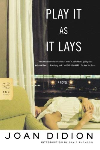 Joan Didion Play It As It Lays 0002 Edition;second Edition
