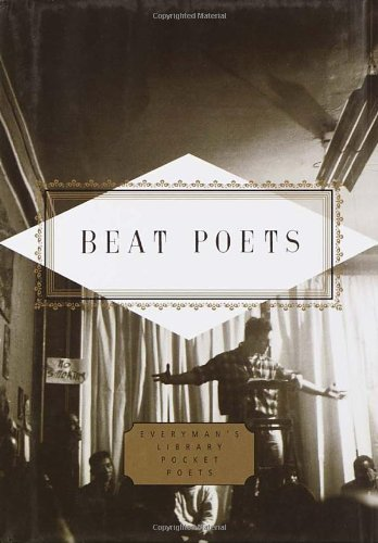 Carmela Ciuraru Beat Poets [with Ribbon Book Mark]