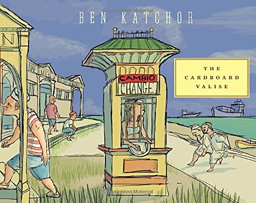 Ben Katchor Cardboard Valise The