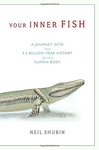 Neil Shubin Your Inner Fish A Journey Into The 3.5 Billion Year History Of Th
