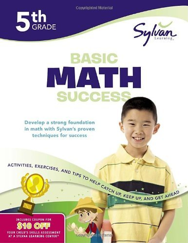 Sylvan Learning 5th Grade Basic Math Success