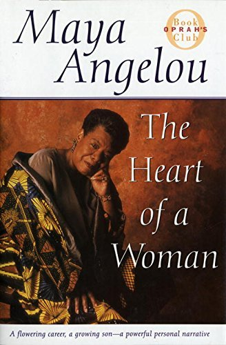 Maya Angelou The Heart Of A Woman