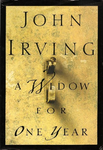John Irving Widow For One Year