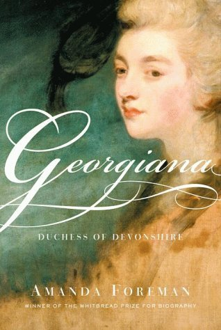 Amanda Foreman Georgiana Duchess Of Devonshire
