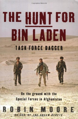 Robin Moore Hunt For Bin Laden Task Force Dagger