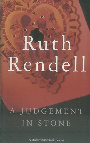 Ruth Rendell A Judgement In Stone