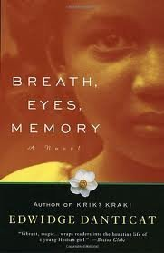 Edwidge Danticat Breath Eyes Memory 0002 Edition;