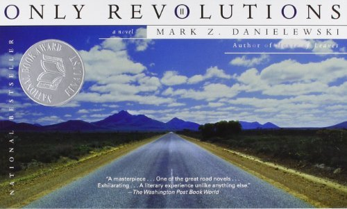 Mark Z. Danielewski Only Revolutions