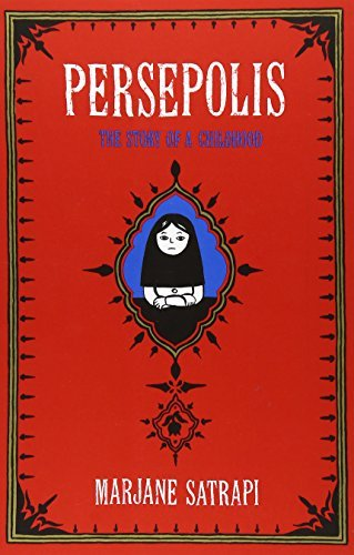 Marjane Satrapi Persepolis The Story Of A Childhood
