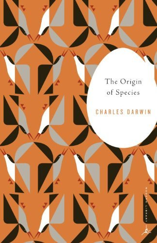 Charles Darwin The Origin Of Species By Means Of Natural Selection Or The Preservation