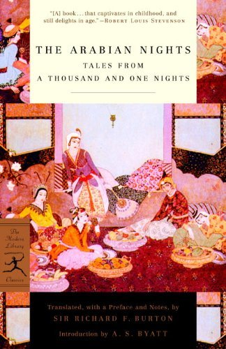 Richard Francis Burton The Arabian Nights Tales From A Thousand And One Nights