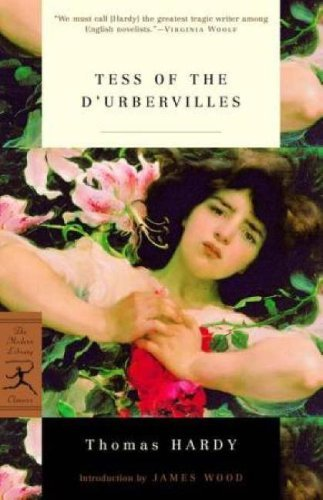 Thomas Hardy Tess Of The D'urbervilles A Pure Woman
