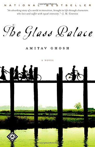 Amitav Ghosh The Glass Palace