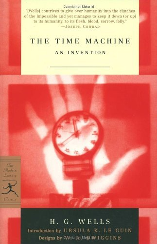 H. G. Wells The Time Machine An Invention