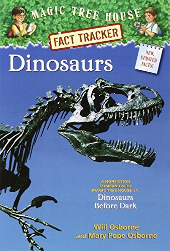 Mary Pope Osborne Dinosaurs A Nonfiction Companion To Magic Tree House #1 Di