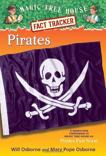 Will Osborne Pirates Magic Tree House Research Guide