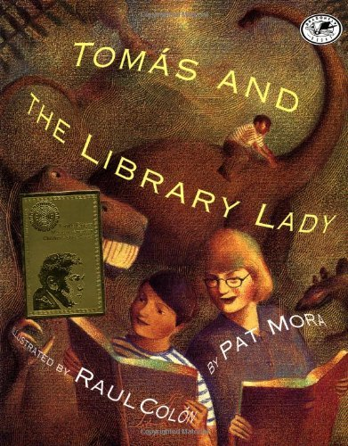 Pat Mora Tomas And The Library Lady