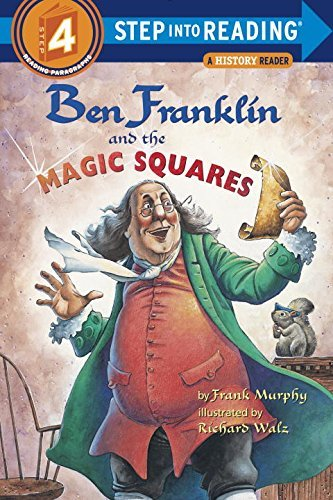 Frank Murphy Ben Franklin And The Magic Squares
