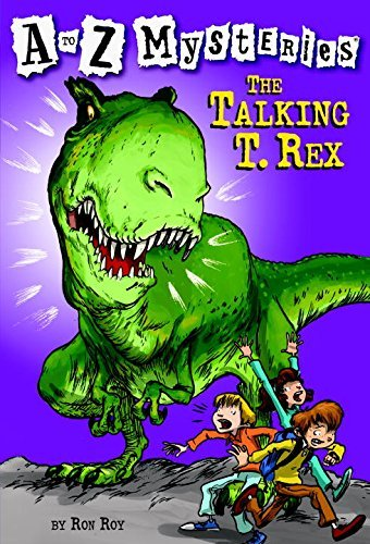 Ron Roy The Talking T. Rex