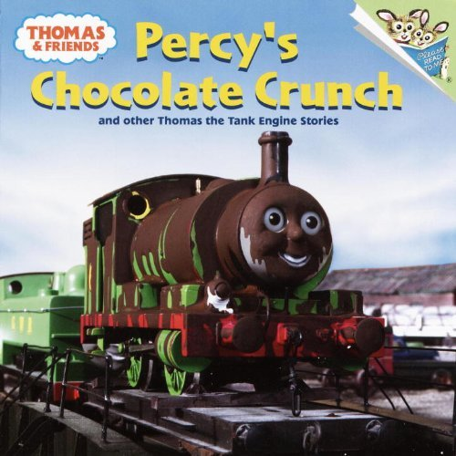 Random House Thomas And Friends Percy's Chocolate Crunch And Other Thomas The Tan