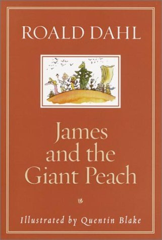 Roald Dahl James And The Giant Peach Rev