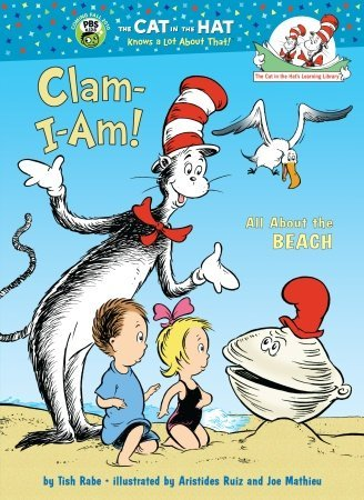 Tish Rabe Clam I Am! All About The Beach