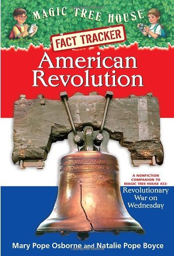 Mary Pope Osborne American Revolution A Nonfiction Companion To Revolutionary War On We