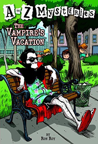 Ron Roy The Vampire's Vacation