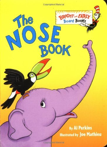 Al Perkins The Nose Book