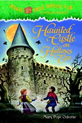 Mary Pope Osborne Haunted Castle On Hallow's Eve
