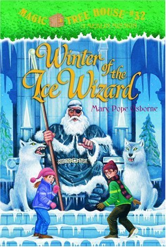 Mary Pope Osborne Winter Of The Ice Wizard
