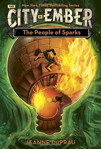 Jeanne Duprau The People Of Sparks