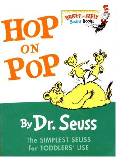 Seuss Hop On Pop