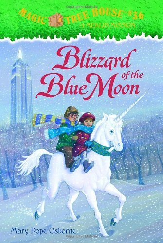 Mary Pope Osborne Blizzard Of The Blue Moon