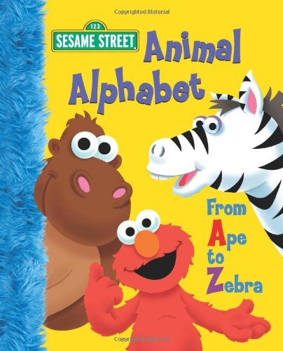 Random House Animal Alphabet (sesame Street)