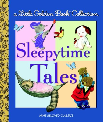 Golden Books Sleepytime Tales