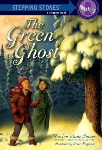 Marion Dane Bauer The Green Ghost