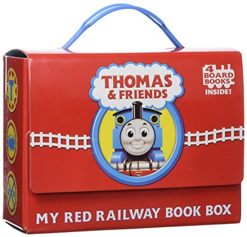 W. Awdry Thomas And Friends My Red Railway Book Box (thomas & Friends)
