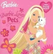 Rebecca Frazer Barbie Loves Pets [with Stickers]
